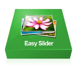 Easy Slider is a simple slider module and it's very easy to operate.